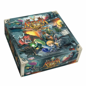 CMNAQ001 Arcadia Quest Core Board Game CMoN