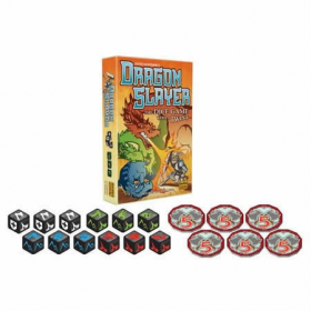 IBCDRS1 Dragon Slayer Fantasy Dice Game Indie Boards And Cards