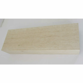 MID7020 Balsa Block 2X4X12 Midwest Products Company