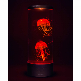 FASJELLYE Electric Jellyfish Mood Light Fascinations