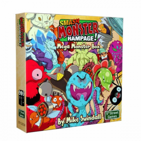 5TH1005 Smash Monster Rampage Mega Monster Box 5th Street Games