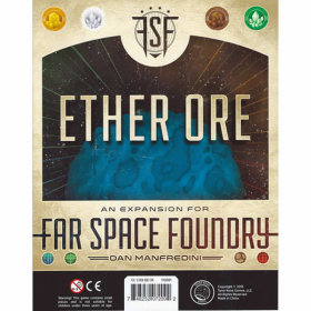 MRB999E Ether Ore Far Space Foundry Expansion Mr B Games
