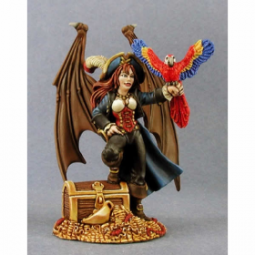 RPR01420 Pirate Sophie Miniature 25mm Heroic Scale Special Edition