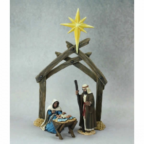 RPR01430 The Nativity Miniature 25mm Heroic Scale Special Edition