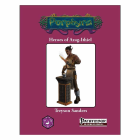 4WF206 Heroes Of Azag-Ithiel The Lands Of Porphyra Campaign Settings