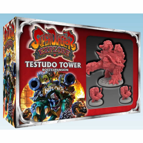 NJD210209 Testudo Tower Expansion Super Dungeon Explore