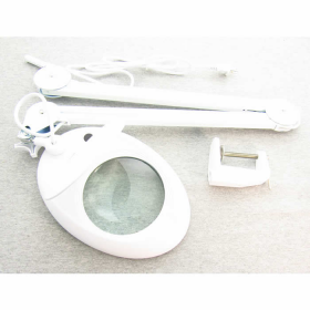 Wonpx350024 Workbench Led Magnifier 80 Led 5in Lens With 3 Diopter