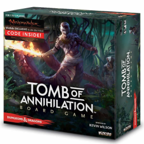 WZK72816 Tomb of Annihilation Dungeons and Dragons Board Game