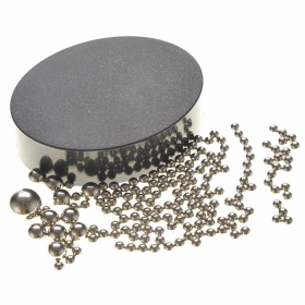 AZITG112 Magnetic Sculpture And Stress Relief Desk Set