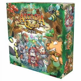 CMNAQ019 Arcadia Quest: Pets Expansion Cool Mini or Not