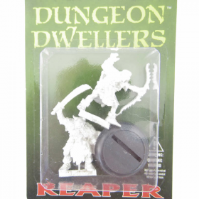 Rpr07013 Orc Raiders Miniature Dungeon Dwellers Reaper Minitures