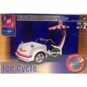 AMT31917 Ice Cycle Plastic Model Kit AMT