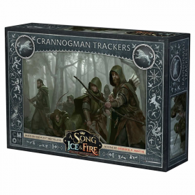 CMNSIF107 A Song of Ice and Fire Free Folk Crannogman Trackers Cool Mini or Not