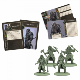 CMNSIF401 A Song of Ice and Fire Free Folk Raiders Cool Mini or Not