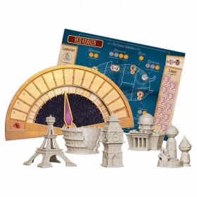 CMNVIC001 Victorian Masterminds Board Game Cool Mini or Not