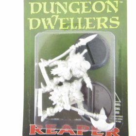 RPR07014 Orc Warriors Miniature 25mm Heroic Scale Dungeon Dwellers