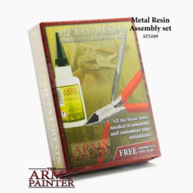AMYST5109P Metal And Resin Wargaming Assembly Set The Army Painter