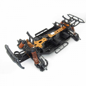 WONDHK01 DHK Hunter Short Course Complete Rolling Chassis (Brushless Version) DHK