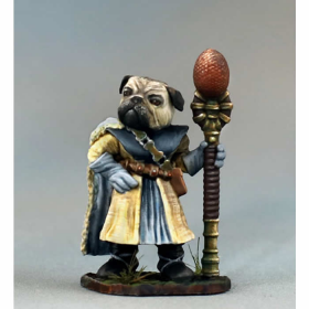 Dsm8128 Tiger Lily The Pug Mage