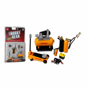 FEX16059 Mechanic Tool Set Two 24th Scale Shop Tools Phoenix Toys
