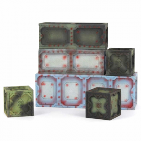 Lcw1615 Battlefield: Space Crates (6)