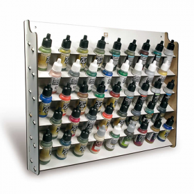 VAL26010 Wall Mount Paint Holder Vallejo