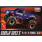 Amt80512 Big Foot Monster Truck 1/32 Scale Plastic Model Kit AMT